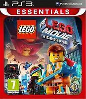 LEGO LA PELICULA EL VIDEOJUEGO LEGO THE MOVIE VIDEOGAME NUEVO PS3