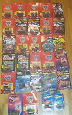 Lot of 29 NASCARS HOT WHEELS RACING CHAMPIONS 50TH ANNIVERSARY WINNERS CIRCLE