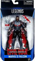 Hasbro Captain America Civil War Marvel Legends Marvel's Falcon Exclusive Act...