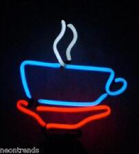 Kaffee Tasse Cup Cafe Bar Neon sign Neonleuchte Lampe Neonschild Neonwerbung