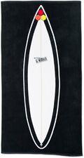 Channel Islands Surfboards Black Beauty Beach Towel