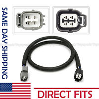 O2 02 OXYGEN SENSOR EXTENSION HARNESS 4 WIRE CABLE KIT FOR HONDA UP/ Downstream