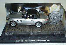 James Bond 007 Modellauto / Car Collection N°4 BMW Z8 - Die Welt ist nicht genug