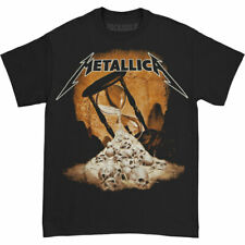 New listing Metallica Men's Out Of Time T-shirt Small Black