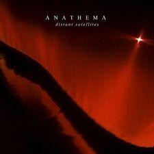 Anathema-Distant Satellites  CD with DVD NEUF