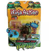 TMNT Ninja Action LEO Breakaway Wall 2004 Teenage Mutant Ninja Turtles