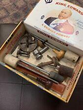 Vintage Lathe Collet Set, Watchmaker Watch Repair Tools, Random Lot!! NR