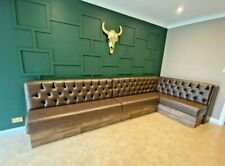 More details for bespoke commercial seating for pub/bar/restaurant/club padded £85 per foot uk