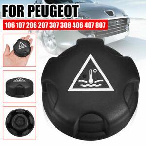 Radiator Expansion Water Tank Cap 1306E4 For Peugeot 107 206 207 307 308 406