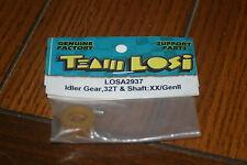 Losi A-2937 A2937 Vintage GenII XX Trans Idler Gear 32T Shaft  XXCR CR T XXT NEW