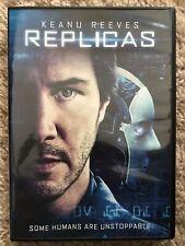 Replicas (Dvd) 2019 movie starring Keanu Reeves