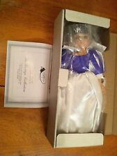 """Heritage Collection """"storybook"""" Snow White Doll w/ Box #12017"""