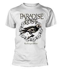 PARADISE LOST - The Longest Winter White T-Shirt