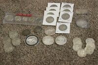 Lot of 90% Silver Coins Walking Liberty Franklin Liberty 1983 Chicago WorldsFair