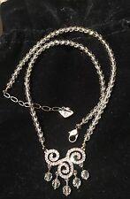 Authentic Swarovski All-around Necklace, unique!