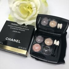 CHANEL Quadra Eye Shadow Ombres Tracees JARDIN ZEN ~ Limited Edition, NEW in Box