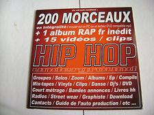 Underground Magazine No.1 CD - Hip Hop Underground - 200 Morceaux rap français