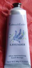 New 100g Crabtree & Evelyn Hand Therapy Original Formula Lavender Handcream