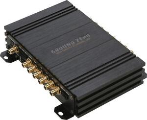 Ground Zero GZDSP 6-8X PRO  DSP Processore digitale 6 - 8 canali  Auto