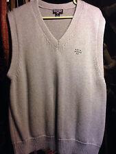 Men's Polo Vest Polo Jeans Co. Vintage Rare Piece XL Gray Ralph Lauren Limited