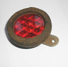 Alter Fahrrad Reflektor Alarm R.T.82 Etzold & Baessler Zeitz Oldtimer Gummi (O9