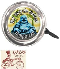 Clean Motion Swell Buddha Bicycle Bell