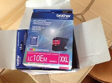 Genuine Brother LC10EM XXL Magenta  Ink Cartridge EXP. 01/2019
