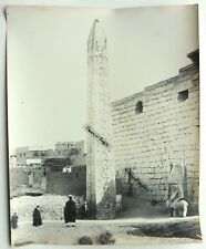 GRANDE PHOTO EGYPTE LOUQSOR obélisque EG16