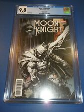 Moon Knight #200 Great Finch Variant CGC 9.8 NM/M Gorgeous Gem Wow
