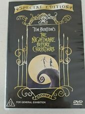 Tim Burton's The Nightmare Before Christmas Special Edition DVD - Region 4