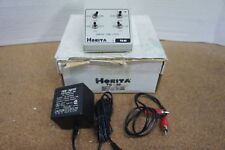 🍀 ‡ NEW DEMO! ‡ Horita II TG-50 SMPTE Time Code Reader Generator Inserter Power