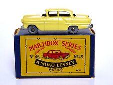 Matchbox Lesney No.45a Vauxhall FA Series Victor In Type 'B2' MOKO Box (MW, VGC)