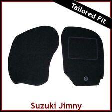 SUZUKI JIMNY personalizzato montato TAPPETO Auto Tappetino (1998 1999 2000... 2009 2010 2011)