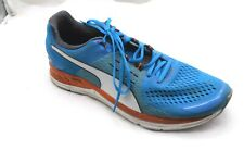 Puma Speed 1000 8 blue running mens tennis sneakers athletic shoes sz 14D