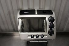 Civic Type R EP3 AC Heater Facia Centre Stereo Console - Very Nice Condition