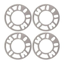 4PCS 8MM Car Wheel Spacers Aluminum Alloy Shims For 5-studs And 4-studs Wheel
