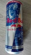 1 Energy Drink Dose Red Bull Fit Met Max Verstappen Voll 355ml Can Formel Belgie