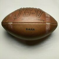 Alabama Crimson Tide VINTAGE Spalding J5-V Intercollegiate Football - University