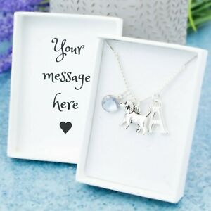 Puppy Necklace, Personalised Dog Gift, Dog Lover Jewelry, New Pet, Pet Loss Gift