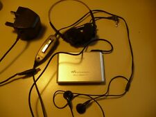 Sony NETWORK WALKMAN NW-HD3 Atrac3plus MP3 + bundle,.... CS1