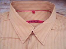 TA2094 Signum RED Freizeithemd Langarm M Orange gestreift Sehr gut
