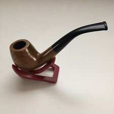 YLYCC Smoking Pipe Cherry Looking Wood With Start Up Accessories. Sleek Design
