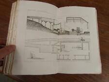 PELOUZE & FREMY / TRAITE DE CHIMIE GENERALE 2e Edition ATLAS 1855  53 Planches