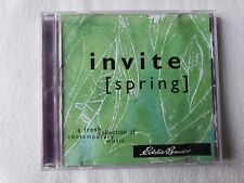 INVITE [SPRING] - A Fresh Collection of Contemporary Music, Eddie Bauer CD