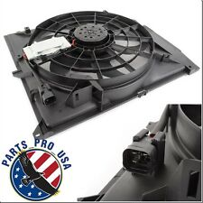 New Radiator Cooling Fan Fits BMW E46 99-05 325i 328i 330i 17117561757