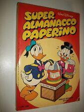 SUPER ALMANACCO PAPERINO:N.9 PRIMA SERIA WALT DISNEY. MONDADORI APRILE 1979