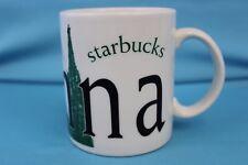 Starbucks Vienna City Mug Collector Series 2002 England Coffee Cup Mug 18oz