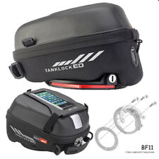Givi ST605 Lockable Tanklock Tank Bag + BMW R1200GS (2013-17) R1150R (01-06) kit