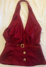 Marciano Women Red Top Size S