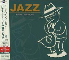 Hi-Res CD Sampler for Jazz (Doppel-UHQCD)